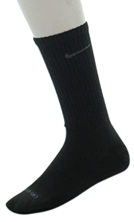 Amazon.com: Nike Dri-Fit Half-Cushion Crew – Calcetines ...