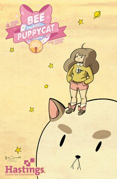 Bee and Puppycat Issue #1 (BOOM! Studios) - Sina Grace GoHastings Retailer Exclusive Variant -