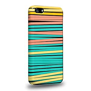 Diy iPhone 6 plus Fashion Art Mummifed Rainbow Design Protective Snap-on Hard Back Case Cover for Apple iPhone 6 plus