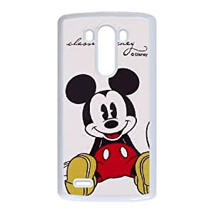 LG G3 Phone Case Cover Mickey Mouse MM6623
