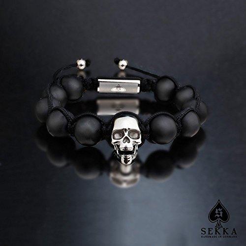 sekka Jewels Bracelet Tête de Mort Fatboy Edition 2nd Generation