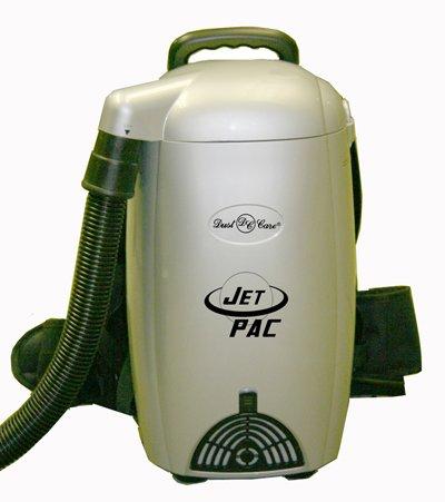 Backpack Vacuum Dust Care Jet Pac (10 Jet Nozzle)