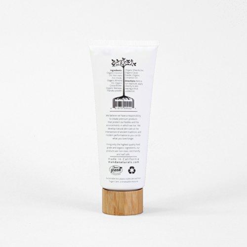 MANDA Organic Sun Creme - SPF 50 Sunscreen