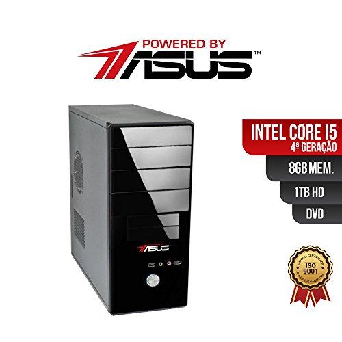 Computador ASUS I5 4ger 8gb 1Tb DVD