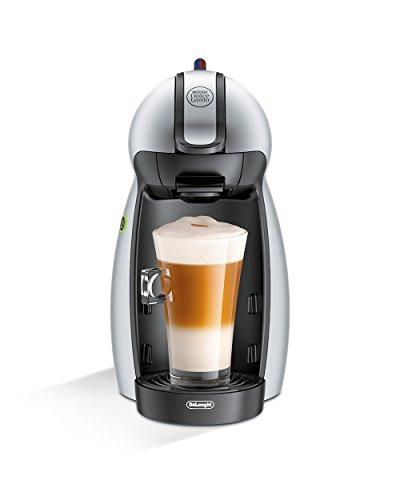 NESCAFÉ DOLCE GUSTO Piccolo EDG201.S Macchina per Caffè Espresso e altre bevande Manuale Silver di De'Longhi 1