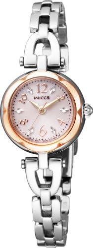 [CITIZEN] wicca Solar Tech Accessories / Flower breath KF2-510-11 Women's Watch