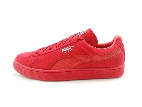 Puma - Zapatillas para hombre rojo rojo *