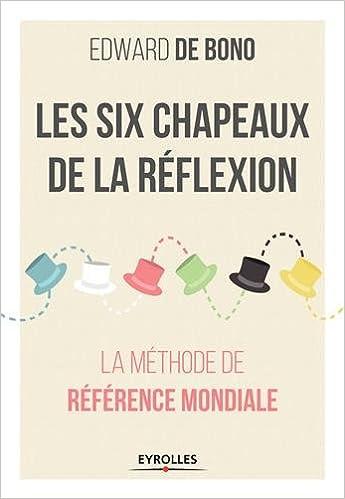 Amazon Fr Les Six Chapeaux De La Reflexion La Methode De