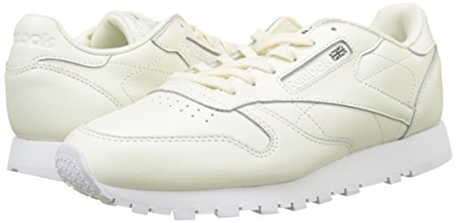 classic Face black Leather X Multicolore White white Baskets Classic Reebok Femme gRTx0pTw