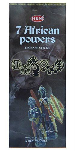 - 7 Powers - 8 Gram Box - HEM Incense (3 Pack)
