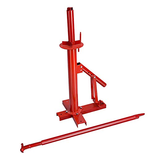 Goplus Manual Portable Hand Tire Changer Bead Breaker Tool Mounting Home Shop Auto by Goplus (Image #3)