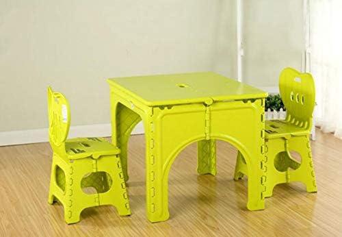 Accesorios para muebles para niños Escritorio de plástico Juego de ...