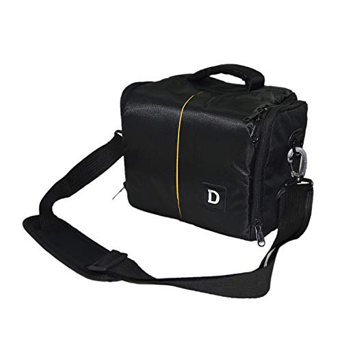 DSLR Waterproof Camera Bag for Nikon D5500 D3200 D3100 D5100 D7100 D5200 D5300 D3300 D90 D7000 D610 P600 Rain Cover Photo Case ()