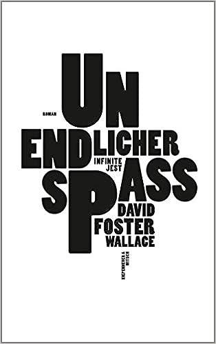 Unendlicher Spass, David Foster, Wallace