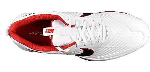 Squad Nike Red White Essential University Black Women's Leggings q5Tr5A