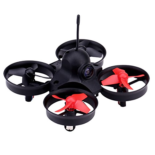 Mini RC Quadcopter, Remote Control Drone Toy with 5.8G 25mw HD Camera 25c Flight Pack