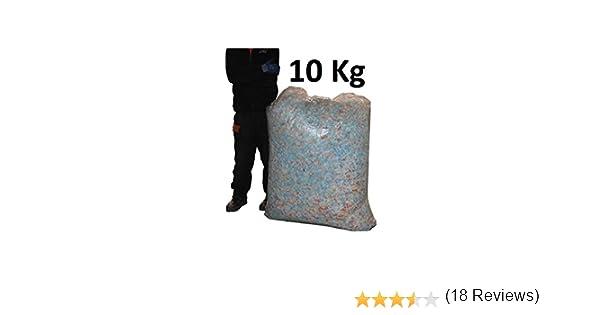 ventadecolchones.com Copos de picado de Espuma con VISCO (10 kg)