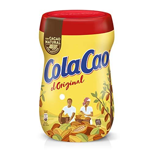 Cola Cao Original: con Cacao Natural y sin Aditivos – 760g