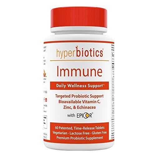 Immune: Hyperbiotics Daily Immune & Wellness Support