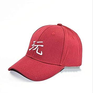 GCCI Ocio Carta china Gorra de béisbol Imprimir 5 Paneles Sombrero ...