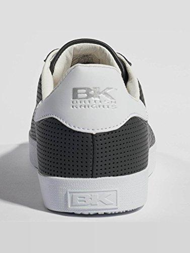 Herren Grau Sneaker Point Knights British Halbschuh OTxzEn1ww