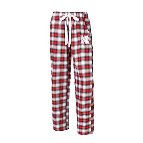 College Concepts NCAA Womens-Forge -Flannel Plaid Pajama Pants