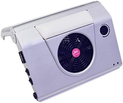 Aspiradora de uñas 25000 RPM Torno uñas Con Luz LED Ventilador 3 ...