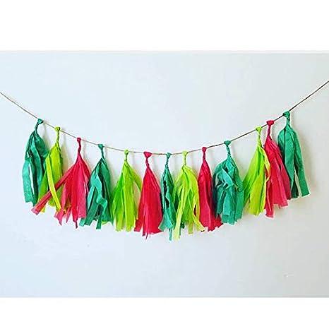 Amazon.com: Watermelon – Juego de decoración para fiestas de ...