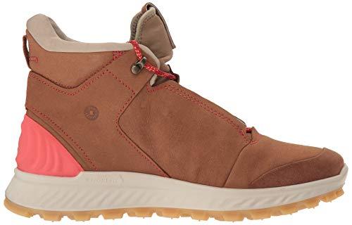 Camel Braun ECCO Boots High Exostrike Women's Hiking Rise 51261 n0w0YUq
