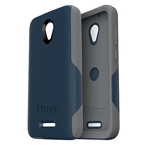 OtterBox COMMUTER SERIES Case for Alcatel VERSO - Retail Packaging - NAVY INK (BLAZER BLUE/GUNMETAL GREY)