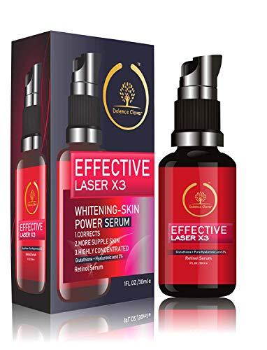 Dolence Clover Retinol Serum For Face | For Men And Women Whitening Serum, Korean Beauty Secrets 30Ml