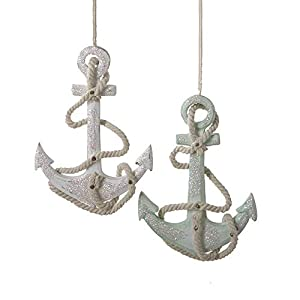 41e1Hvr3xLL._SS300_ 75+ Anchor Christmas Ornaments