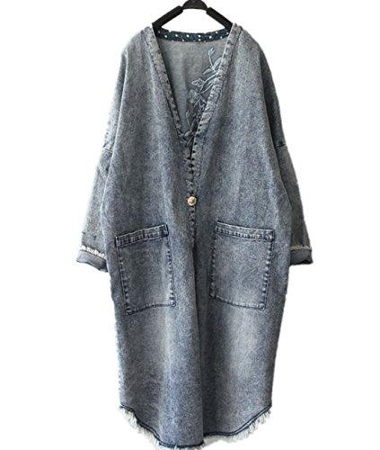 Leather Fringed Shirt Jacket - 7
