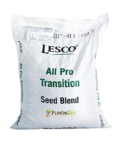 PlantingTree Lesco Transition Pro Grass Seed (10 lb.)