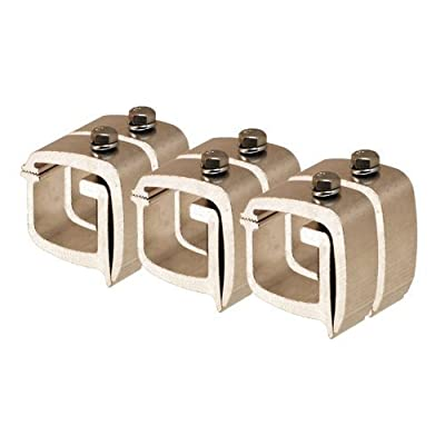 API KH1 Mounting Clamps for Truck Caps / Camper Shells (6 pack): Automotive