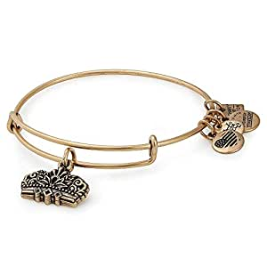 Alex and Ani Women's Charity by Design Queens Crown IV Bangle Rafaelian Gold One Size