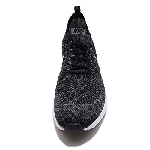 Pure Homme Running Grey Racer Air Zoom Dark Platinum Schwarz Black de Compétition NIKE Flyknit Mariah Anthracite Chaussures n07xzH