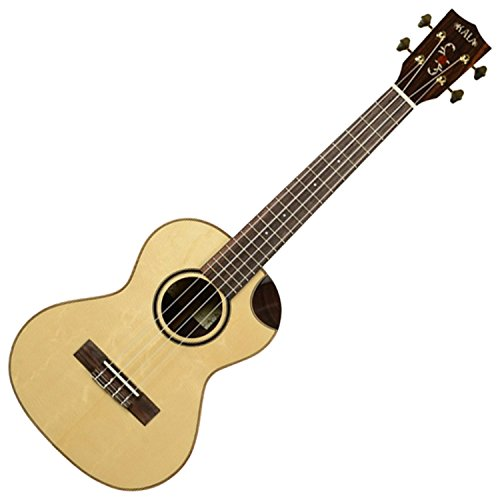 Tenor Ukulele - Solid Spruce and Rosewood - Gloss ()