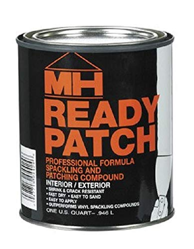 Rust-Oleum 4424 Ready Patch Metal, 1-Quart from Rust-Oleum