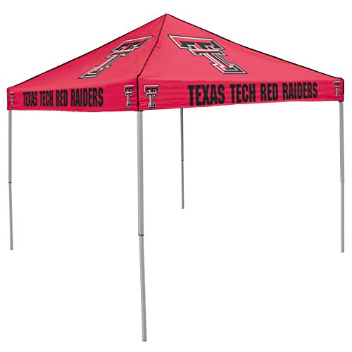 Logo Brands Texas Tech Red Raiders Tent