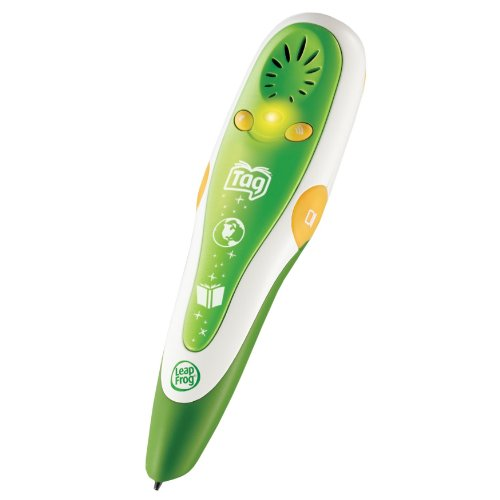 LeapFrog TAG Reading System, compatible with the older style, Green (Reading Tag)