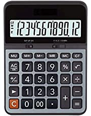 Digit Basic Calculator Calculator Business Office Dedicated Portable Large Button Large Screen Display 12 Digits Calculator Office Calculators