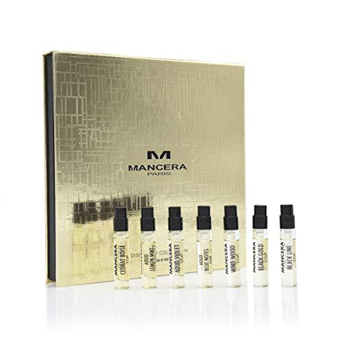 (MANCERA Men's Discovery Samples Eau De Parfum Spray, 7 ct.)