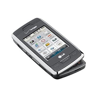 Verizon LG-VX10000SDP LG Voyager VX10000 Replica Dummy Phone/Toy Phone, Gray: Toys & Games