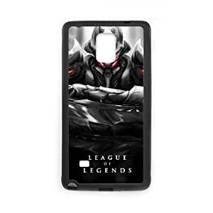 League of Legends CUSTOM Cell Phone Case for Samsung Galaxy Note 4 LMc-83928 at LaiMc