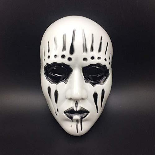 Slipknot Band Masks (Halloween Animal Horror Mask Slipknot Joey Mask Livek Band Face Mask)