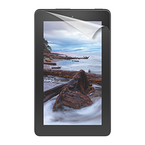 NuPro Fire Screen Protector Kit (2-Pack) (5th Generation - 2015 release), Anti-Glare