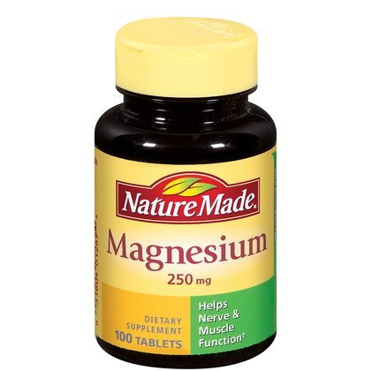 MAGNESIUM 250 MG COMPRIMÉS N-M Taille: 100