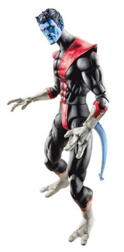 [Marvel Legends Icons: Nightcrawler Action Figure] (Colossus Marvel Heroes Costumes)