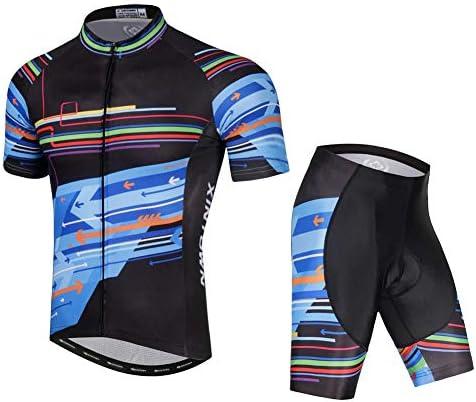 Verano Maillot Ciclismo + Pantalon/Culote Bicicleta Traje ...